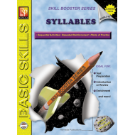 Skill Booster Series: Syllables | eBook