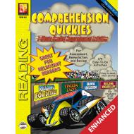 Comprehension Quickies - Reading Level 4 (Enhanced eBook)