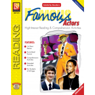 Celebrity Readers: Famous Actors  Enhanced eBook