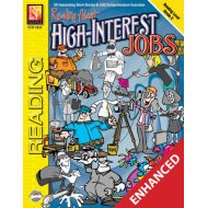 Reading About High-Interest Jobs  Level 2  Enhanced eBook