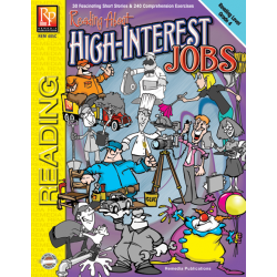 Reading About High-Interest Jobs  Level 4  eBook