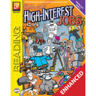Reading About High-Interest Jobs  Level 5  Enhanced eBook