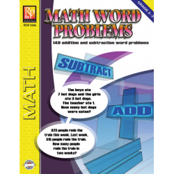 Math Word Problems (Grades 2-3) | eBook