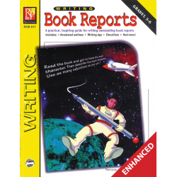 Writing Basics Series: Writing Book Reports  Enhanced eBook
