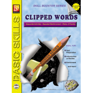 Skill Booster Series: Clipped Words | eBook