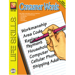Life-Skill Lessons: Consumer Words | eBook