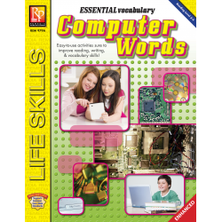 Essential Vocabulary: Computer Words  Enhanced eBook