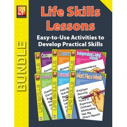 LIFE SKILLS VOCABULARY WORDS (BUNDLE)