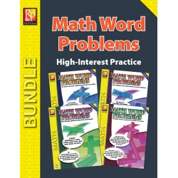 MATH WORD PROBLEMS (BUNDLE)