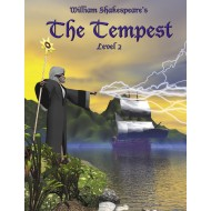 The Tempest Reading Level 2 Printed Book