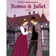 Romeo and Juliet Reading Level 2 Printed Book