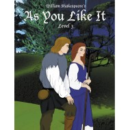 As You Like It Reading Level 3 Printed Book