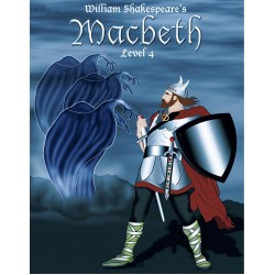Macbeth Reading Level 4 Printed Book