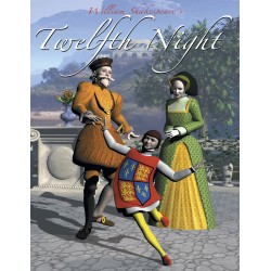 Twelfth Night Reading Level 4 Printed Book