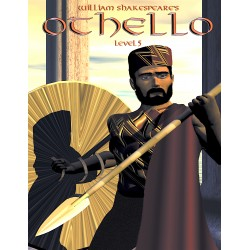 Othello Reading Level 5 Printed Book