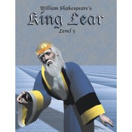 King Lear Reading Level 5 Printed Book