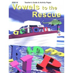 Vowels to the Rescue all 12 Lessons