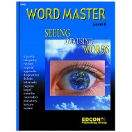 Word Master Level 6 Printed Book