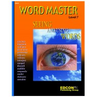 Word Master Level 7 Printed Book