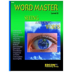 Word Master Level 8 eBook PDF DOWNLOAD