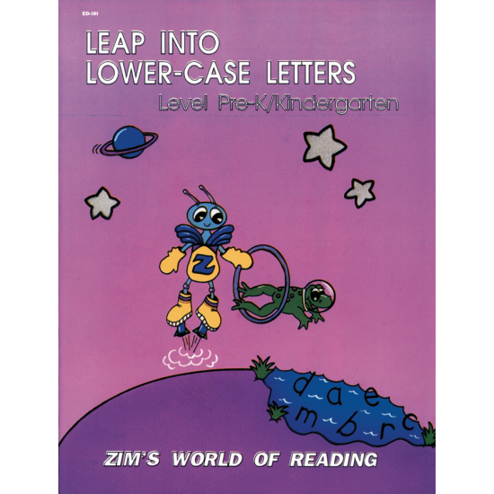 Leap into Lower Case Letters